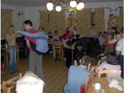 Sítábor 2006 Mürtsteg